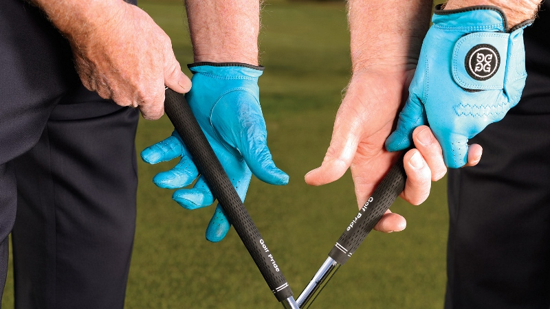 Golf Grip Tips - Steps To A Better Grip
