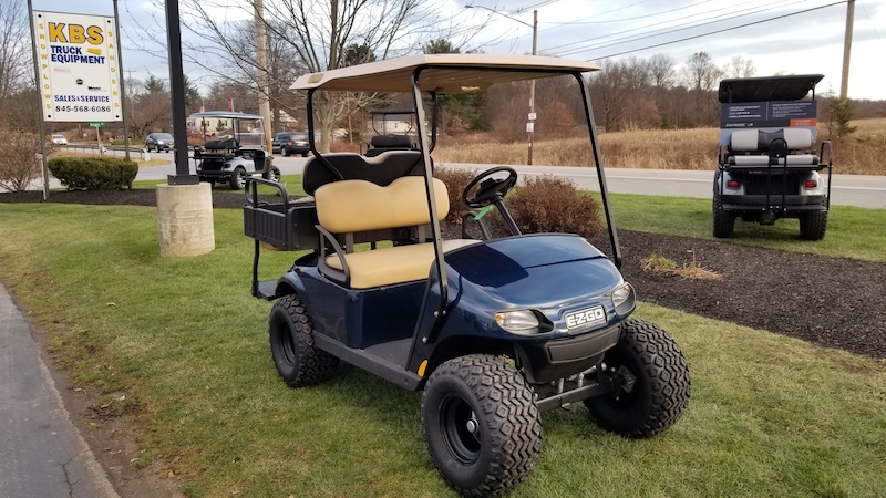 Used EZ Golf Carts – Determining the Best Cart for Your Needs
